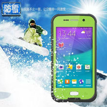 For Samsung Galaxy S6 Original Redpepper Waterproof Case For Samsung S6 G9200 Water/Shock/Dirt/Snow Proof Phone Cover Wholesale(China)