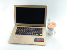 1PCS high quality low price cheap laptop with 8GB RAM 128GB SSD 750GB HDD
