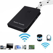 Bluetooth A2DP Audio Music Streaming Transmitter Adapter Car AUX Home Free Shipping H1T07(China)