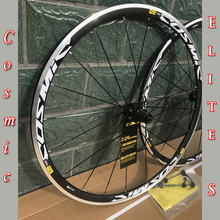 2018 HOT Sale 700C Alloy Wheels bmx Road Bicycle Wheel V Brake Aluminium Road Wheelset Bicycle Wheels(China)