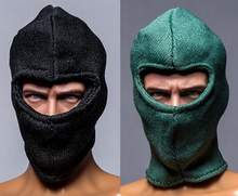 1/6 Soldier model scene accessories  mask hat It can be paired with military gangs for 12 inches figures