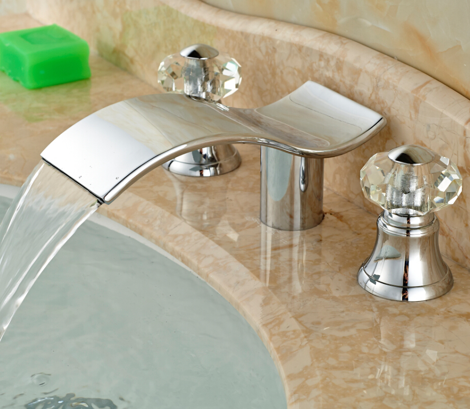 Bathroom Faucets With Crystal Handles compare prices on bathroom crystal faucet- online shopping/buy low