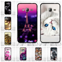 For Samsung Galaxy J3 2015 Case Soft TPU Cover For Samsung Galaxy J3 2016 SM-J320f J320 J320F Phone Cases for Samsung j3 Coque