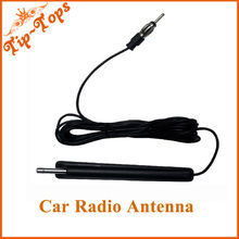 Tip-Tops Car Antenna FM Antenna car universal high frequency enhancement antenna radio antenna outside(China)