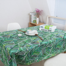 Buy New green vegetable tablecloth cotton high grade tablecloth pasture Nordic wind table cloth decorative art tea towel for $14.14 in AliExpress store