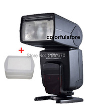 Free Shiping + Diffuser YN-568EX II YN568EXII Wireless TTL Flash Speedlite For Canon 1DS 5D Mark III 5DIII 5DII 650D 600D 500D(China)