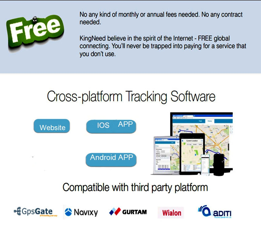Free Web & APP &third party