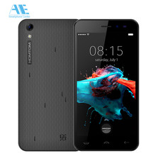 Homtom HT16 5.0 inch Cell Phone Android 6.0 MT6580 Quad Core 1GB RAM 8GB ROM WCDMA Smartphone 8MP Camera Mobile Phone(China)