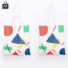 ROSEDIARY Literature art style 100%cotton Canvas Handbags large capacity Shopping Beach Bags Women Girl Shoulder Bags
