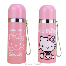 KT cup new design KT hello kitty Jingle cats thermos 350ml stainless steel vacuum cup vacuum thermos thermo mug Cartoon