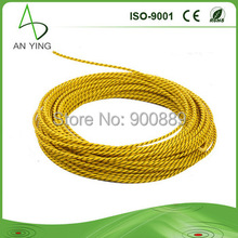 0.24inch diameter data center use water leak detection sensing cable rope water sensor(China)