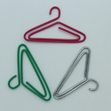 200 PCS/lot Hangers Paper Clips Ideas Can Hang Card Pin Photos Of A Bookmark Office Stationery Accessories Products(China)