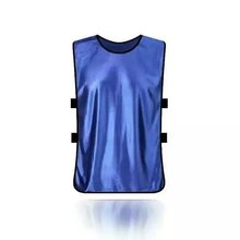 Wholesale Team Sports Football Vest Mens Soccer Training Pinnies Jerseys Vest Best Quality