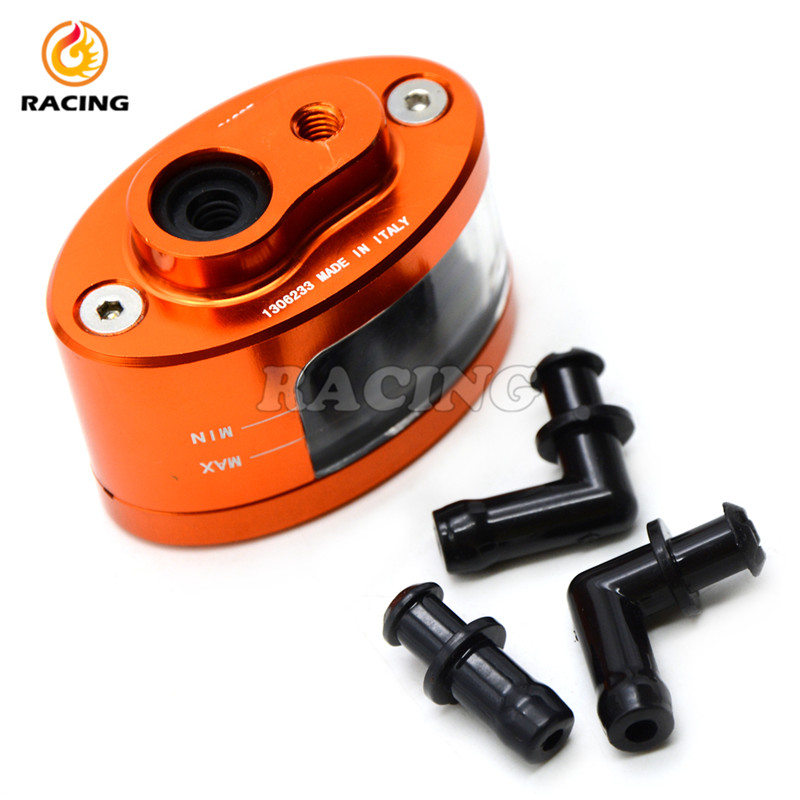 CNC Motorcycle Brake Fluid Reservoir Clutch Tank Cylinder Master Oil Cup Case For KAWASAKI For YAMAHA For DUCATI For APRILIA new<br><br>Aliexpress