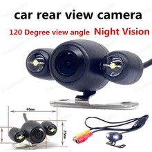 best selling CCD Waterproof 120 Degree Reverse camera Car Rear View Backup Camera Night Vision