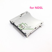Original New Card Slot Replacement for Nintendo DS Lite for NDSL Game Console