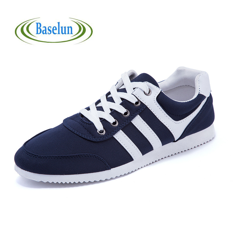 Spring New Zapatos Fashion Daily Casual Man Lace-up Shoes Men Canvas Shoe Zapatos Hombre <br><br>Aliexpress