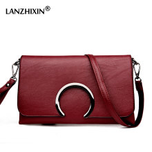 Lanzhixin Vintage Women Day Clutch Bags Ladies Envelope Small Shoulder Bags Organizer Women Party Women messenger bags 1606(China)