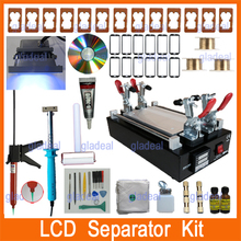 2016 Latest Manual LCD Separator Machine /Seperator to Repair /Split /Separate Glass Touch Screen Digitizer for iPhone,Samsung..(China)