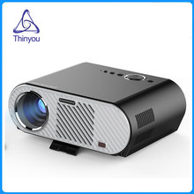 Thinyou LED LCD Projector 1280x800 Smart Android WIFI Player Beamer 1080P for Home Theater Meeting Room HDMI VGA USB AV