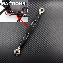 Motorcycle Black CNC Gear Shift lever Shift Linkage 220mm for Harley sportster 883