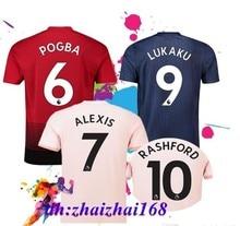 f1b432131 Optimum quality 2018 2019 Manchesteers United man utd soccer Jerseys  camisetas shirt survetement Football shirt(