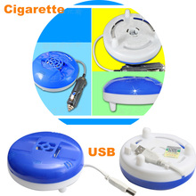 Universal for 12V car 24V truck electric mosquito Repellent Pest killer car repellent Cigarette Lighter/USB power long driving(China)
