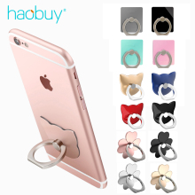 2017 New Phone Stand Mount Pop Tablet Desk Finger Socket Grip Holder For Smartphone iPhone Samsung Ring Grip Phone Holder