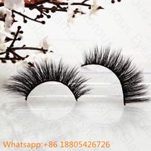 DGL006 Makeup Beauty Cilios Fake Lashes Handmade Thick Natural Long 3D Silk Faux Mink False Eyelashes Soft Strip crossing lashes