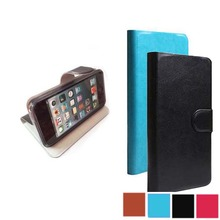 Genuine Luxury Original Flip PU Leather Case Cover For Philips S388 Phone Bags +Touch Pen Gift