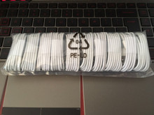150pcs Update 2017 Latest 1M White Wire 8 pin USB Cable Date Sync Charging Charger Cable for iPhone 5 5s 6 6s 7 8 plus se ipod