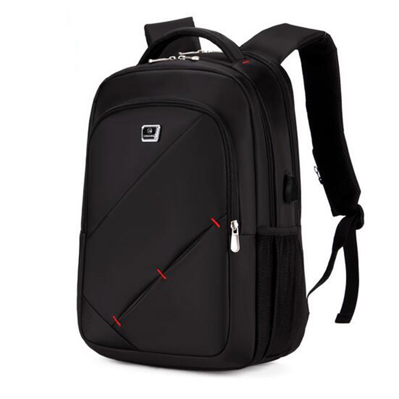 TOP POWER New External USB Charge Mens Backpack Waterproof 15.6inch Laptop Backpack Men women School Bags Mochila Masculina<br>