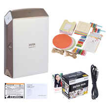Fujifilm Instax WiFi Instant Smartphone Printer +Film Paper +Photo Hanging Accessories Kit for iOS iPhone Samsung Huawei Android