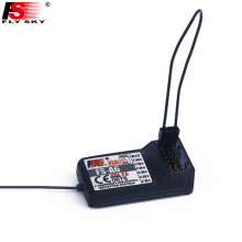 Wholesale ! 5pcs Fly sky FS-A6 2.4G 6CH Receiver For Flysky Transmitter Controller FS-I10 FS-I6 FS-I4 GT2E GT2F GT2G(China)