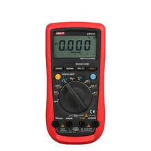 Digital Multimeters UNI-T UT61C UT61D UT61E Meters LCD Backlight & Data Hold Multitester  AC&DC Current Voltage Diagnostic-tools
