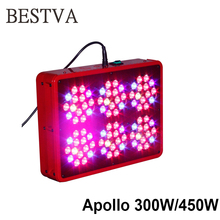 Apollo 6 450W Apollo 4 300W LED Grow light Full Spectrum Grow LED For Indoor Plants Hydroponic System high efficiency grow led
