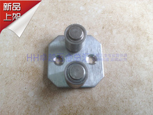 double heads locating wheel for sliding door stainless steel locator door hanging pulley rail guide wheel(China)