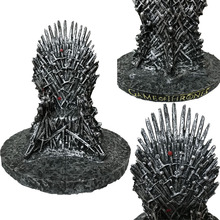 The Iron Throne Game Of Thrones A Song Of Ice And Fire Figures Action & Toy Figures One Piece Action Figure Good Quality 17cm(China)