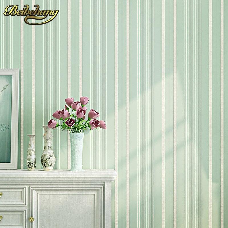 beibehang 3D wallpaper vertical striped textured wall paper wall covering decor bedroom living room papel de parede para quarto<br>