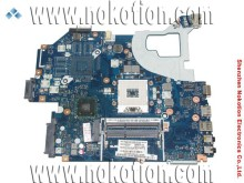 NOKOTION Q5WV1 LA-7912P laptop motherboard for gateway NV56R E1-571 v3-571 NB.C0A11.001 intel hm77 gma hd 4000 ddr3 NBC0A11001(China)