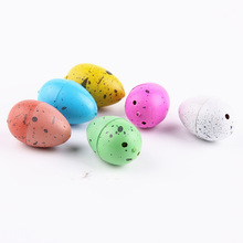 5 Pcs Magic Water Growing Egg Colorful Hatching Add Cracks Grow Eggs Cute Children Kids Toy Boys Novelty Gadget Toy(China)