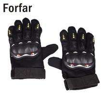 Forfar 1 Pair Forfar 1 Pair Skateboard Gloves Freeride Grip Slide Protective Gloves Longboard with Foam Palm(China)