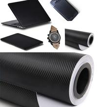 300cm*60cm 3D Carbon Fiber Vinyl Car Wrap Sheet Roll Film Car stickers and Decals Motorcycle Car Styling Accessories Automobiles