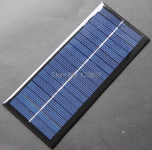 Wholesale Solar Cell 2.5W 9V Solar Panel For Battery Charger DIY Polycrystalline Solar Module 213*92*3MM 10pcs/lot Free Shipping(China)