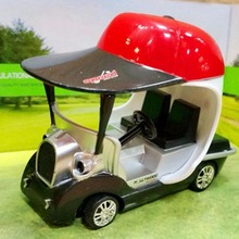 Peradix Official Licensed MINI SPORT GOLF  Mini  Racing Car Micro Toy