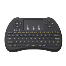 H9 Mini Keyboard 2.4GHZ Wireless Touchpad Mouse Gaming Keyboards for Android TV Box PC Laptop Tablet Orange Pi Plus Raspberry Pi