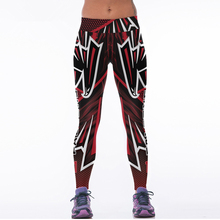 2017 Sporting Leggings 3D Eagle Printed American Apparel Footballs Training Pants High Waist Sexy Slim Fitness Jogging Jeggings