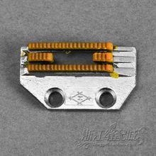 Общие промышленные швейные машины швейные кожа Бесшовные E пластиковые зубы зубчатые пластиковые нетканые однорядные зубчатая рейка(China)