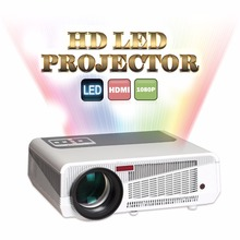 Classroom 2800 Lumens LED Home Theater Full HD LCD Smart Projector Android4.4 VGA Video Movie Beamer LED86+ Wifi Proyector Cheap