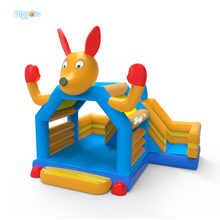 Free Shipping Animal Design Inflatable Jumping Bouncer With Free Motor For Sale